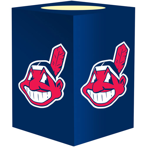 MLB Flameless Candle, Cleveland Indians