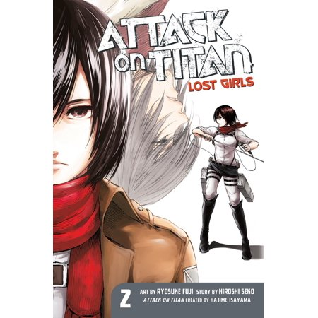 Attack on Titan: Lost Girls The Manga 2 (Attack On Titan Costume For Sale)
