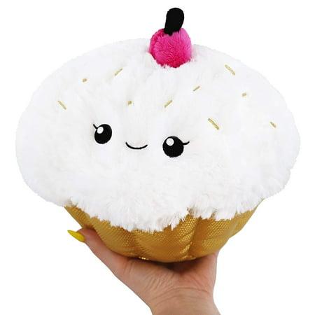 Special Edition MiniWalmartfort Food Golden Cupcake Plush - 7
