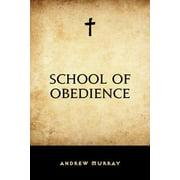 School of Obedience - eBook