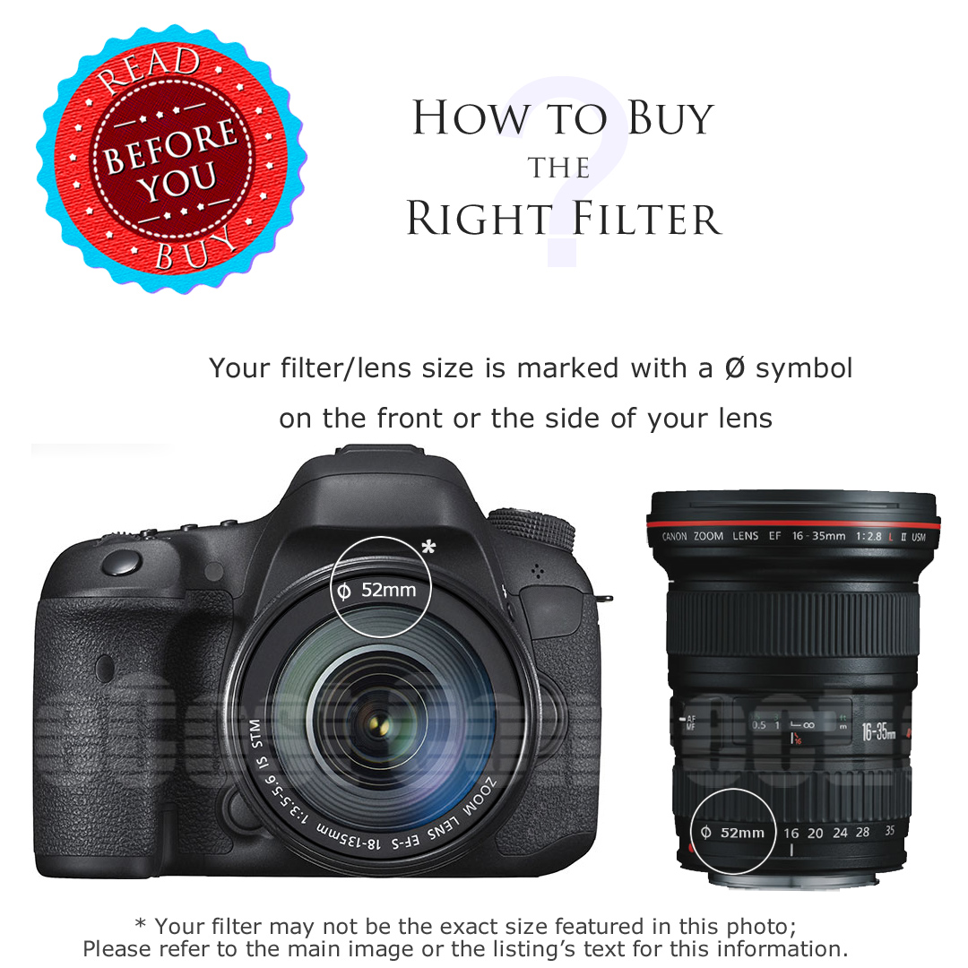 55mm Pro Series High Resolution Circular Polarized Filter & an eCostConnection Microfiber Cloth - image 1 of 5