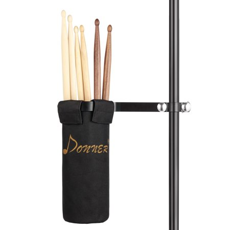 Drumstick Case - Donner Drum Stick Holder Nylon Drumstick Bag