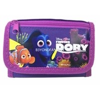 Disney Finding Dory Tri-fold Canvas Wallet