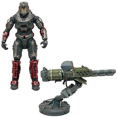 Halo Reach Warthog Gauss Cannon with 5