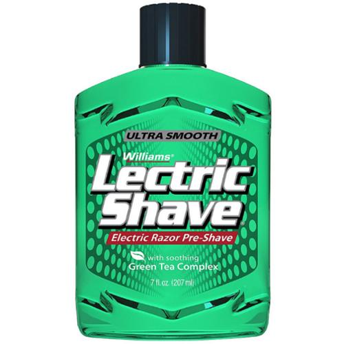 Lectric Shave Pre-Shave Original 3 oz (Pack of 3)
