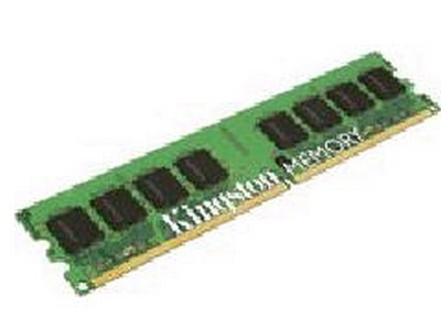 1GB DDR2-800 CL6 MODULE. ALTERNATIVE FOR OEM MEMORY EQUIVALENT A0913211 (DELL); - KTD-DM8400C6/1G