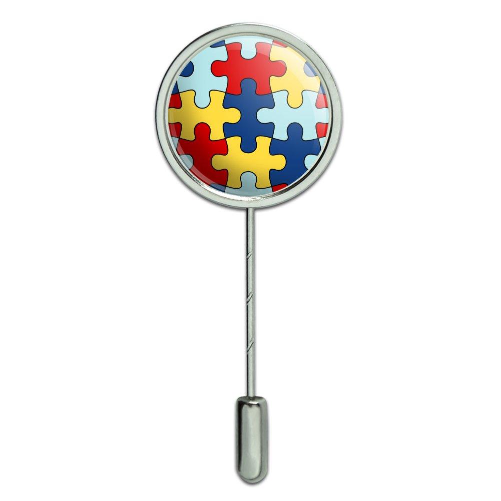 "Cute Rainbow Happy Easter Egg Metal 1.1/"" Tie Tack Hat Lapel Pin Pinback"