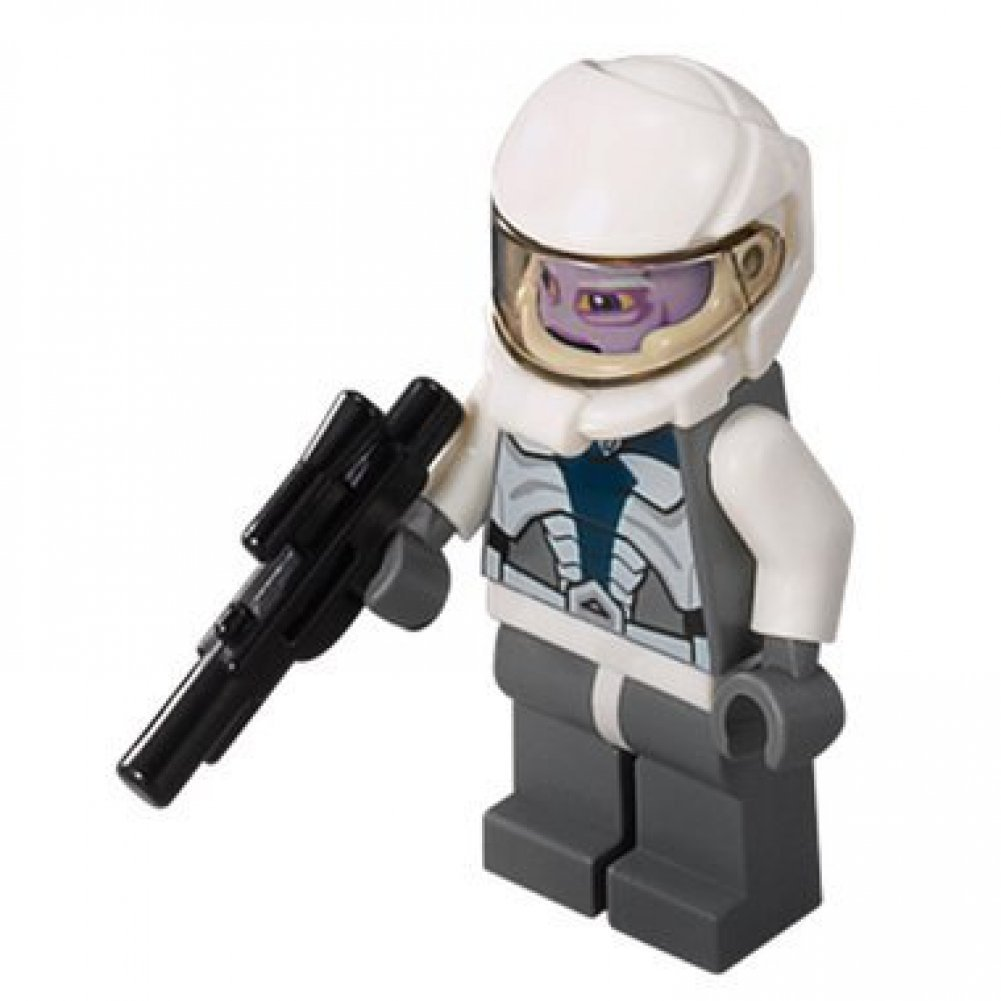 LEGO Star Wars: Umbaran Soldier Minifigure