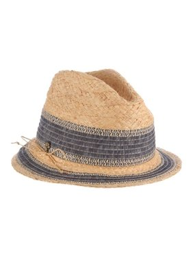 Women's Tommy Bahama TBWL101 Fedora Natural One Size (21)
