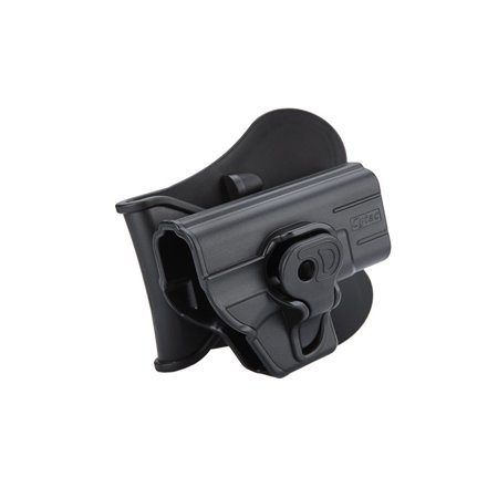 Tactical Scorpion S&W Bodyguard 380  Modular Level II Retention Paddle