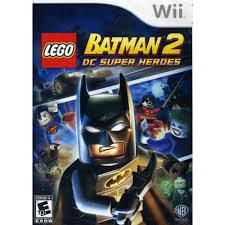 LEGO Batman 2 DC Super Heroes- Nintendo Wii