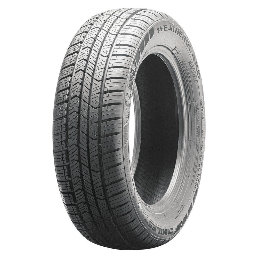 All Weather Tire >> Milestar Weatherguard Aw365 All Weather Tire 255 55r18 109h Walmart Com