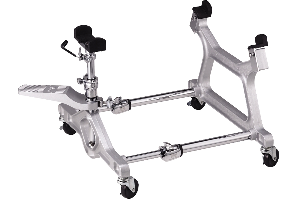 Pearl Tilting Concert Bass Drum Stand with Footrest by Pearl