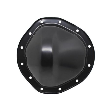 12 Bolt Differential Cover - HZ-9070 8.75 in. Ring Gear 1962-82 Chevy & Gmc Truck Chrome Steel Rear Differential Cover - 12 Bolt