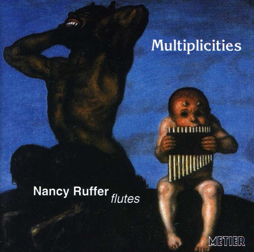 Multiplicities: Recent Music for Solo Flute