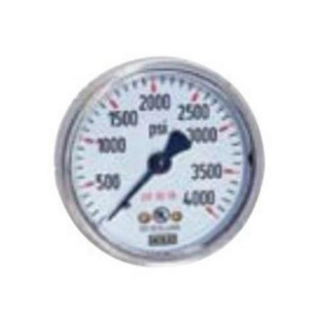 - Wika 759-2-100-CRYO Cryogenic Gauge, 2 in., 100 psi