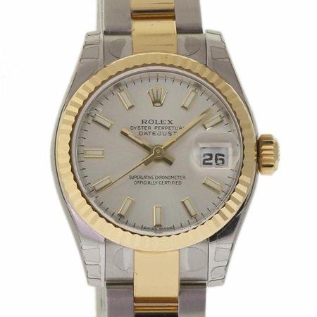 Rolex Datejust 179173 Steel Women Watch (Certified Authentic & Warranty)