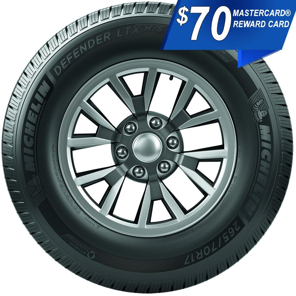 Michelin Defender Ltx Ms Reviews >> Michelin Defender LTX M/S 265/50R20 107T - Walmart.com