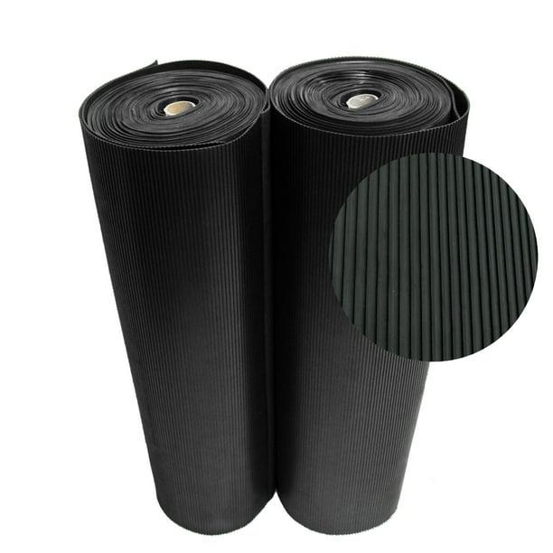 Rubber Cal Ramp Cleat Non Slip Outdoor Rubber Mats 1 8 In X 3 Ft X 8 Ft Floor Mat Walmart Com Walmart Com