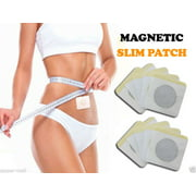50 Pcs Slimming Navel Stick Slim Patch Magnetic Weight Loss Burning Fat Patch