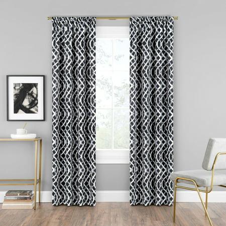 Blk Window (Eclipse Alperton Blackout Window Curtain )