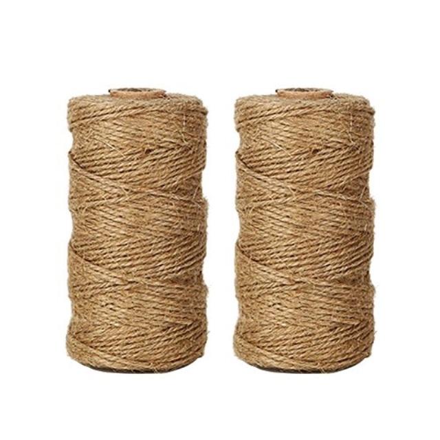 1800-Feet T.W Evans Cordage 06-200 20 Poly Cotton Twine 2-Pound Cone