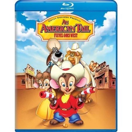 An American Tail: Fievel Goes West (America West Express Airlines)