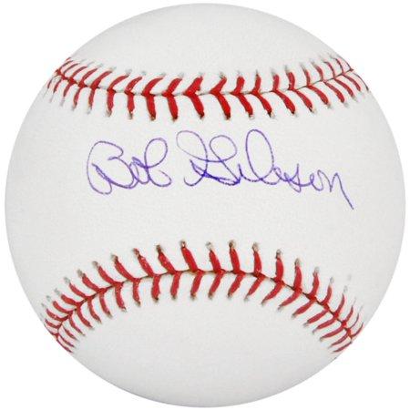 Bob Gibson Autographed Baseball - Fanatics Authentic Certified Bob Gibson Autographed Baseball