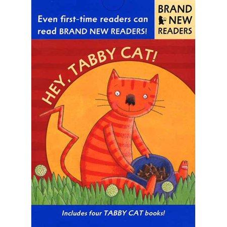 Hey, Tabby Cat! : Brand New Readers