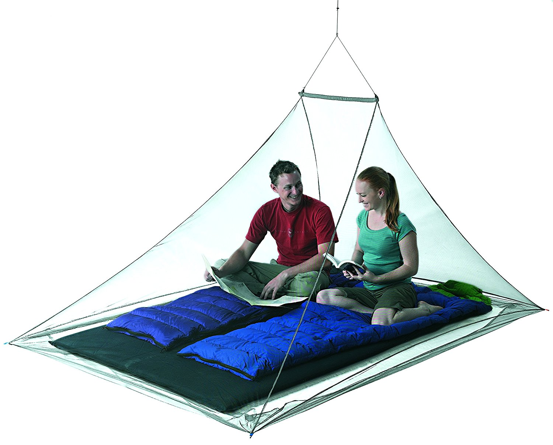 Nano Mosquito Pyramid Net Shelter, mesh by