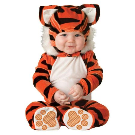 Costumes For All Occasions Ic16004Ts Tiger Tot Toddler 12-18 - Tater Tot Costume