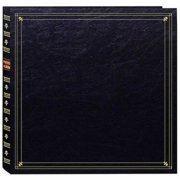Pioneer Photo Albums MP46-BL Full Size Album 4X6 6/PAGE 300 Photo Black