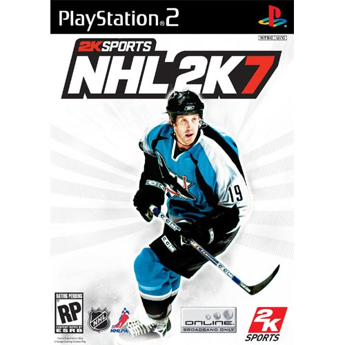 2K Games: Ps2 - NHL 2K7