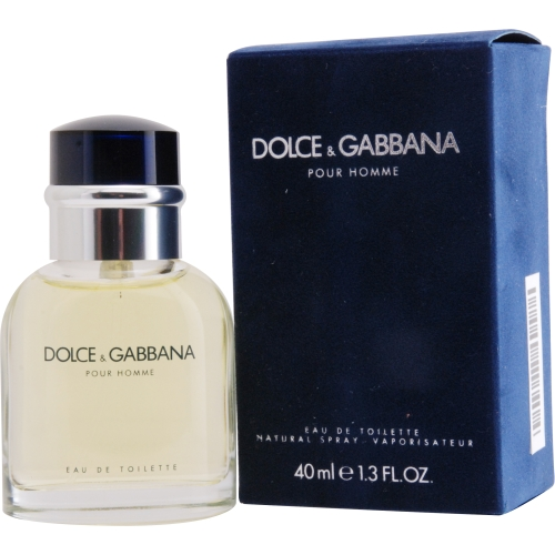 Dolce & Gabbana by Dolce & Gabbana for Men, 1.3 oz