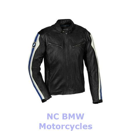 Bmw leather motorcycle jacket