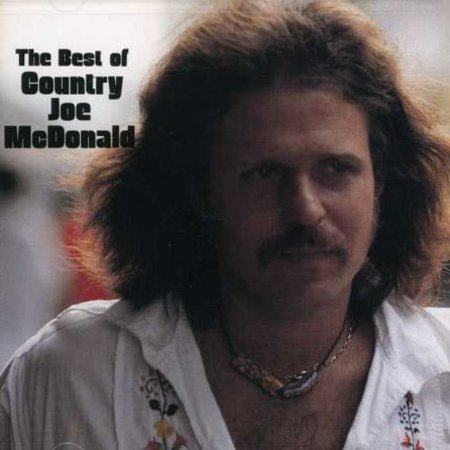 Country Joe Mcdonald   Best Of Country 1969 75  Cd