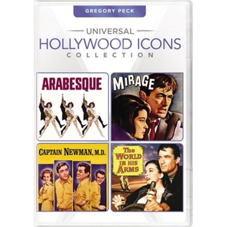 Universal Hollywood Icons Collection: Gregory Peck (DVD)](Universal Studios Hollywood Halloween)