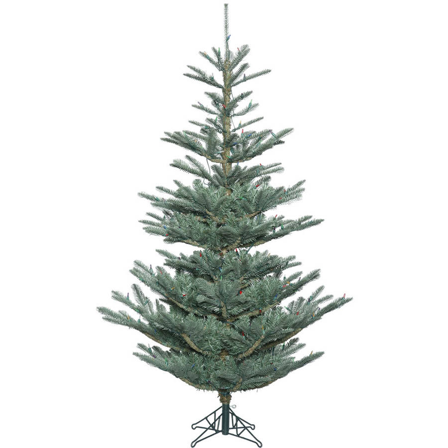 Vickerman 10' Alberta Blue Spruce Artificial Christmas Tree, Unlit