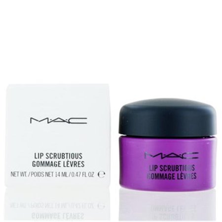 Mac Cosmetics MACCEX2 0.5 oz Lip Scrubtious, Summer Berry