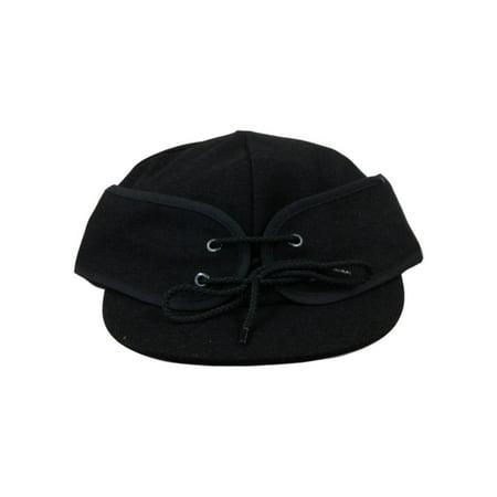 Magill Outdoor Hat Adult Wool Scotch Railroad Cap Black R100 - Walmart.com a4300dddb90