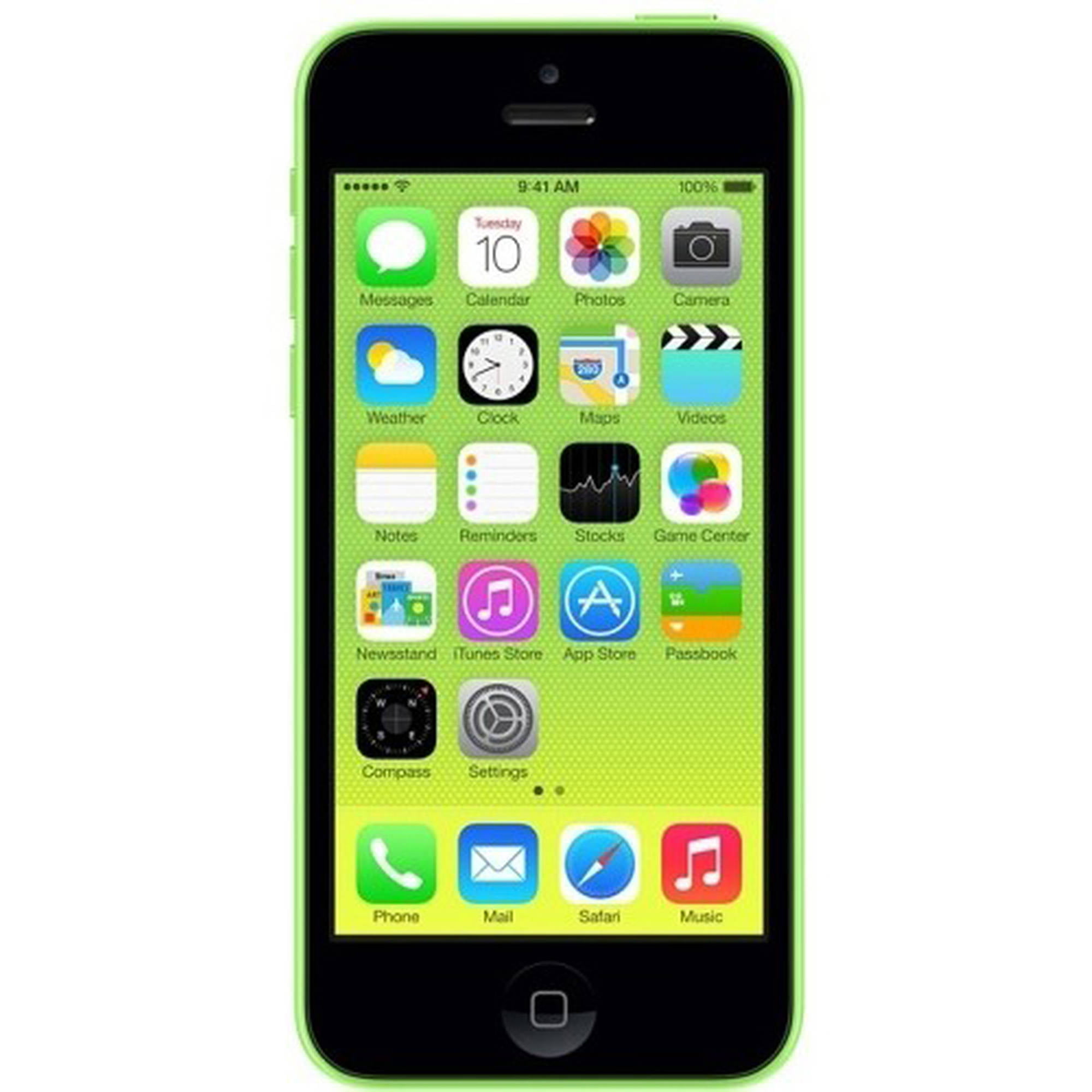 Refurbished Apple iPhone 5c 32GB GSM Smartphone (Unlocked)