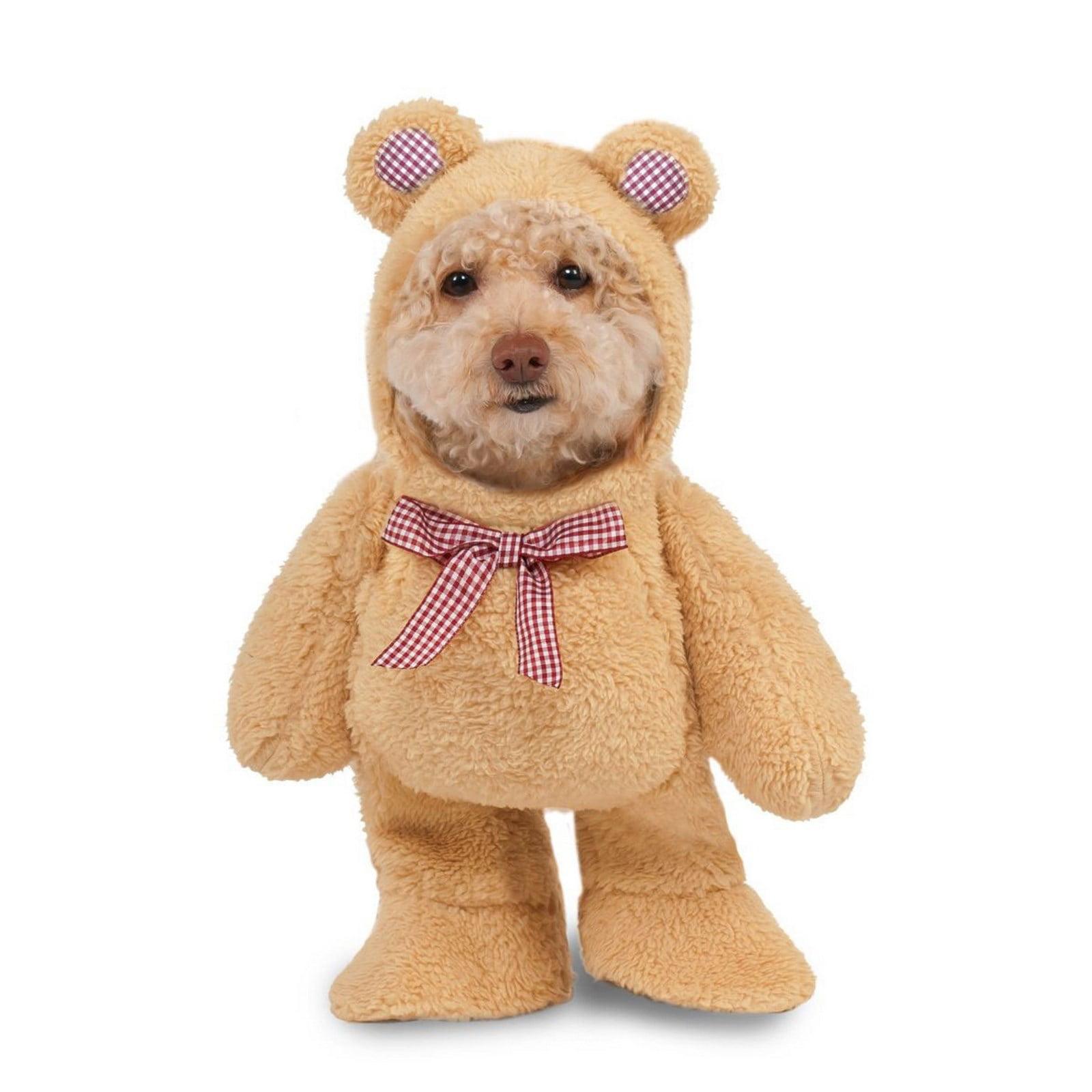 Halloween Walking Teddy Bear Pet Costume