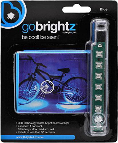 Wheel Brightz LED Bicycle Accessory Light Blue for 1 Wheel Brightz Ltd