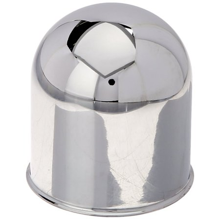 7658 Trailer Hitch Ball Cover, This shining chrome trailer hitch ball cover fits all 1-7/8