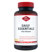 Olympian Labs Daily Essentials Vita-Vitamin Vegetarian Capsules, 90 count