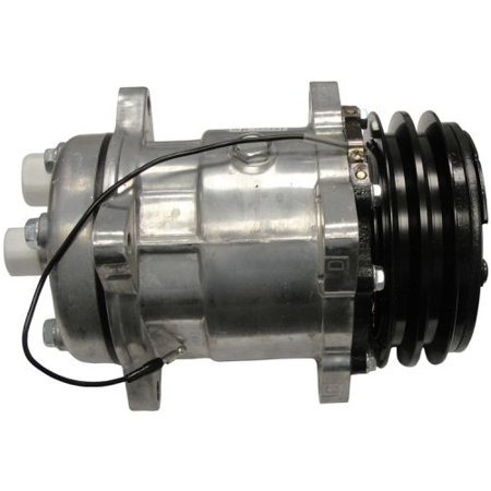 Ac Compressor For Ford New Holland Tractor - (New A/c Compressor)
