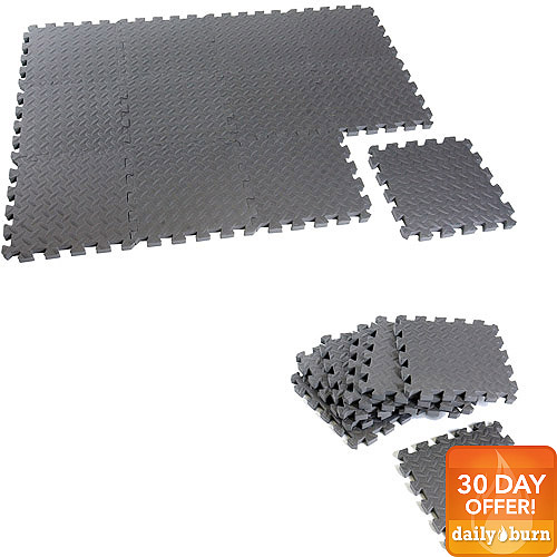 CAP Barbell 12pc Puzzle Mat