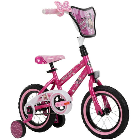 12-inch Disney Minnie Mouse Bike for Girls by Huffy
