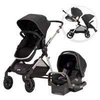 Evenflo Pivot Xpand Modular Travel System, Stallion