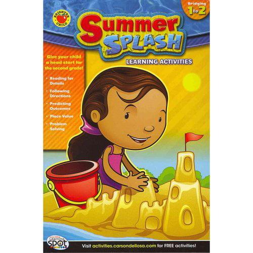 Summer Splash Learning Activities, Grades 1 - 2